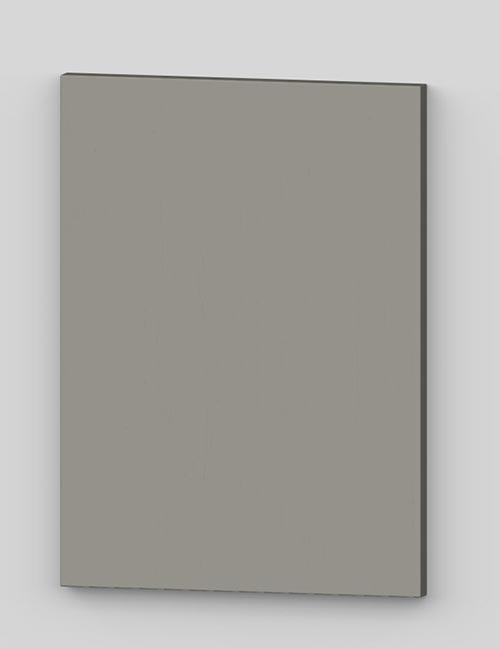 Vertical birch veneer flush door - mist tbp56