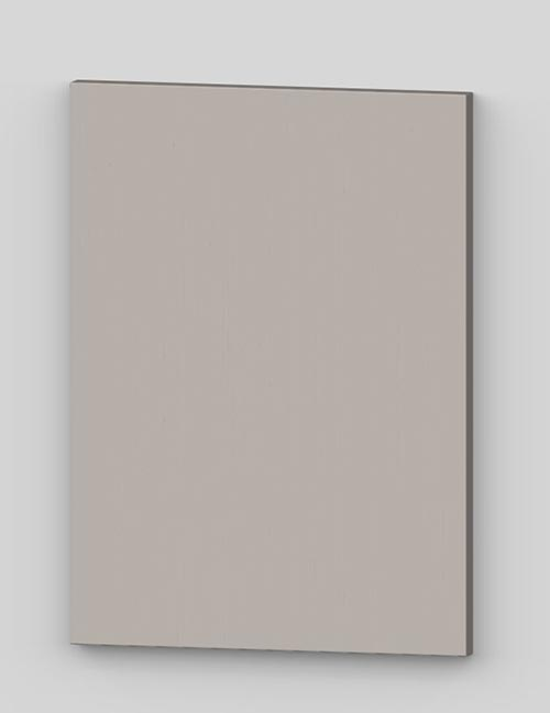 Vertical birch veneer flush door - shoreline tbp53