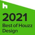 Best of Houzz Design 2021 award