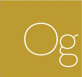 OG Kitchens logo icon gold