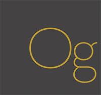 OGK logo dark