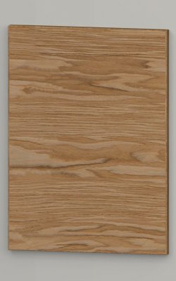 TP16V horizintal birch veneered door - oiled olivo