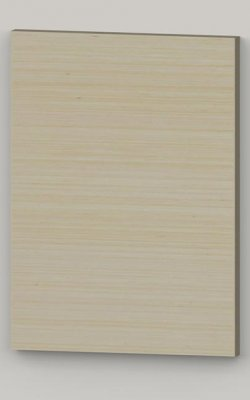 Special horizontal birch veneer flat door - oiled tbm0